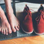 Jak na mozoly na nohou přírodní metodou