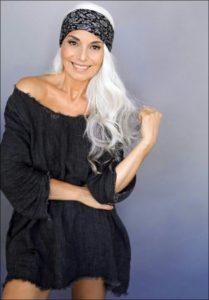 Móda pro zralé ženy - Yasmina Rossi