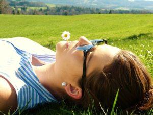 Tělo i duše si potřebují občas odpočinout