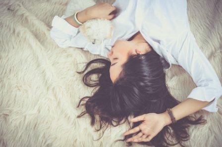 spánkem ke zdraví a kráse