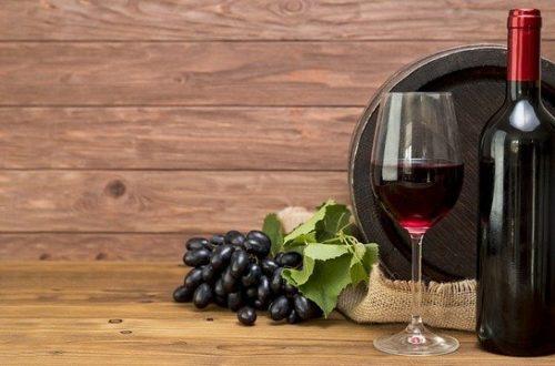 červené víno - resveratrol